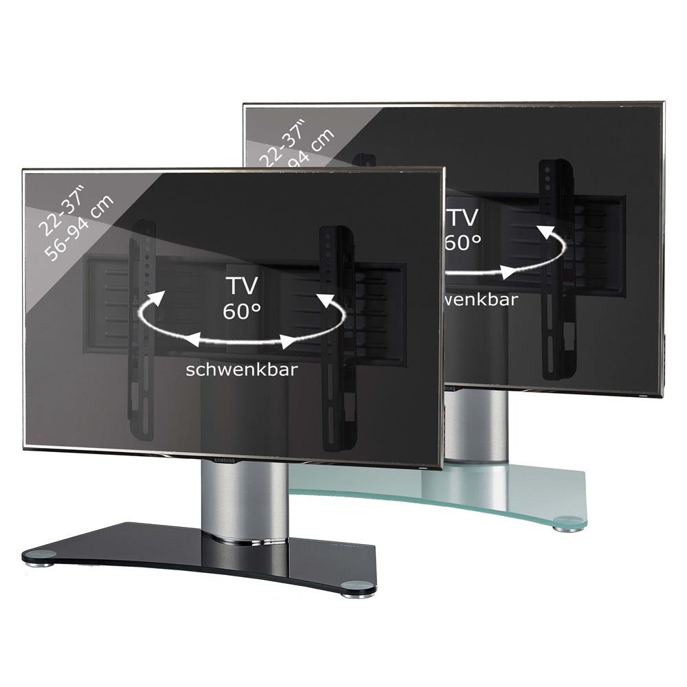 vcm windoxa mini tisch standfu f r monitore von 22 37. Black Bedroom Furniture Sets. Home Design Ideas