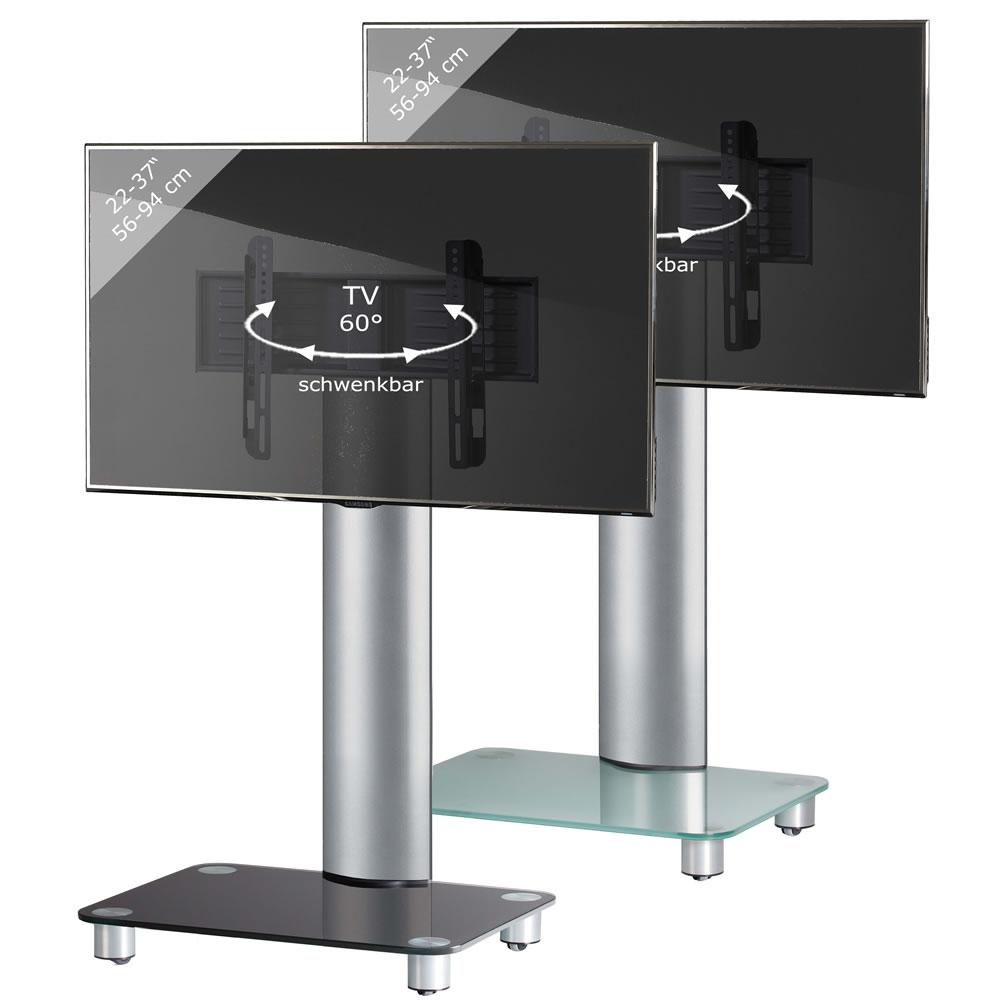 vcm bilano tv standfu f r 22 37 zoll monitore. Black Bedroom Furniture Sets. Home Design Ideas