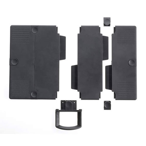 novus erweiterungsplatten f r telefontragarme 795 0902 0905. Black Bedroom Furniture Sets. Home Design Ideas