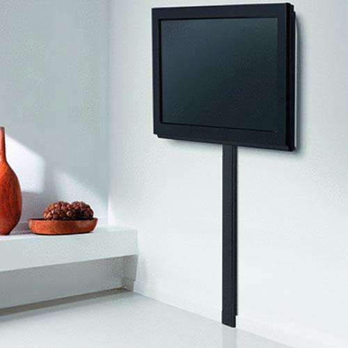 vogels efa 8740 kabelkanal 94 cm schwarz efa8740sw. Black Bedroom Furniture Sets. Home Design Ideas
