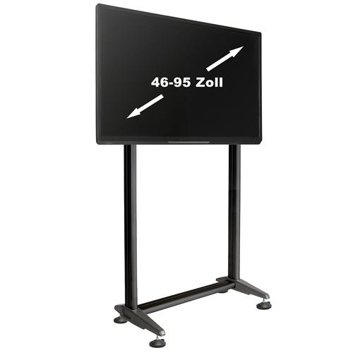 tv standfu mr2000 f r lcd led monitore mr2000. Black Bedroom Furniture Sets. Home Design Ideas