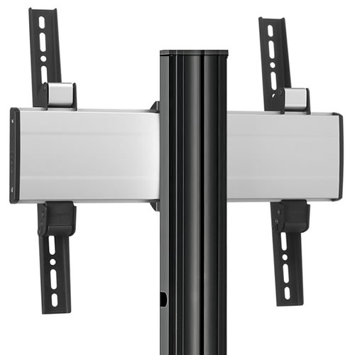 lcd led tv standfu f r displays bis 40 zoll pff40. Black Bedroom Furniture Sets. Home Design Ideas