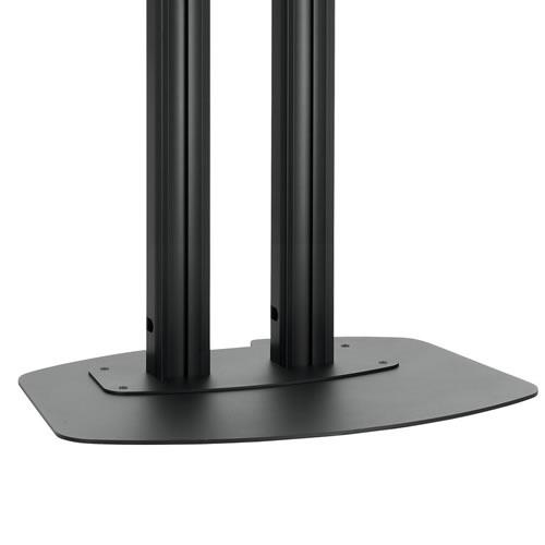 lcd led tv standfu f r displays bis 65 zoll pff65. Black Bedroom Furniture Sets. Home Design Ideas