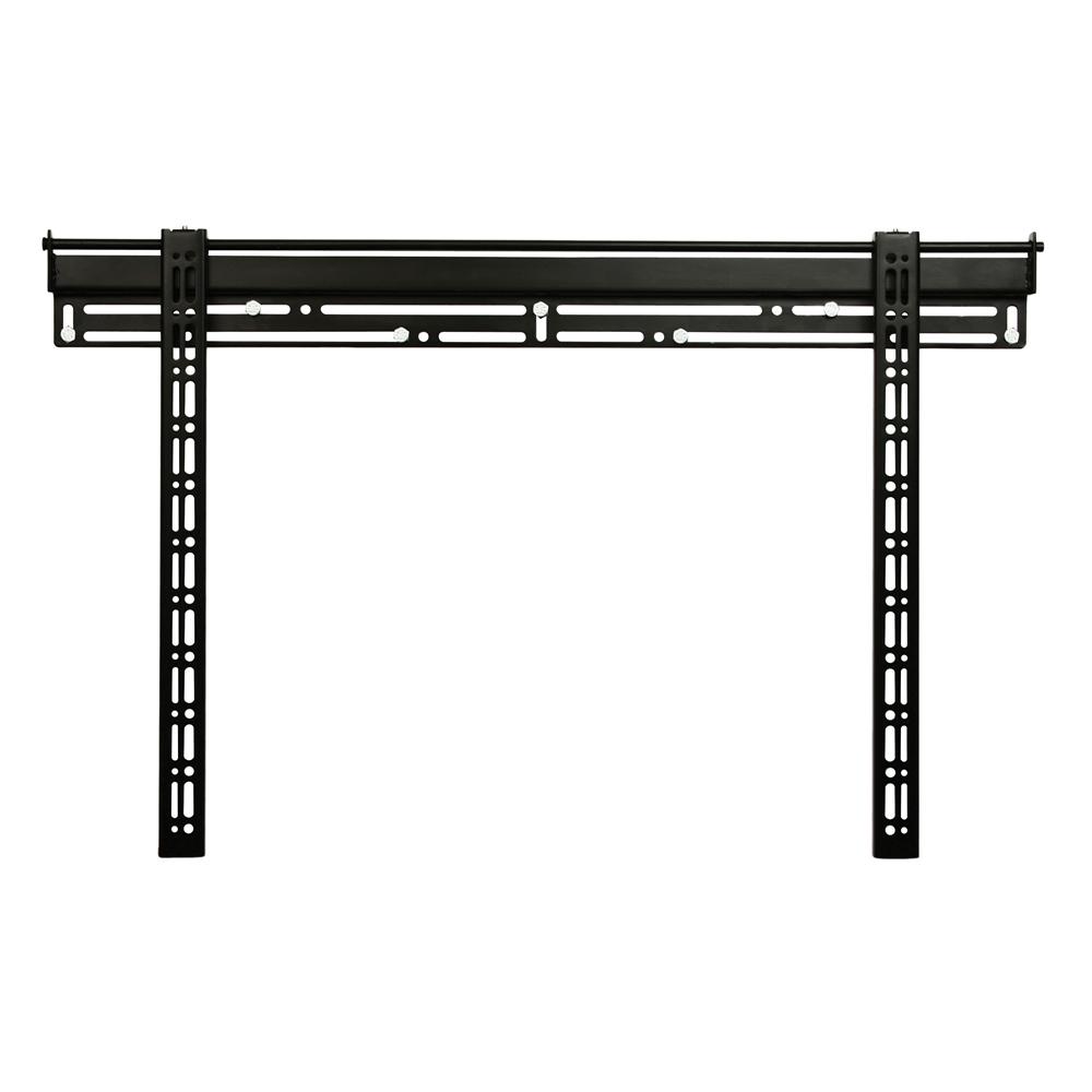 b tech flache monitor wandhalterung bt8422 bis 65 zoll. Black Bedroom Furniture Sets. Home Design Ideas