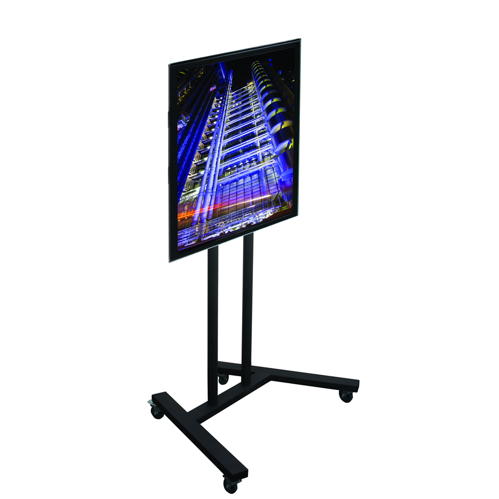 b tech lcd led monitor trolley bt8503 bis 60 zoll. Black Bedroom Furniture Sets. Home Design Ideas