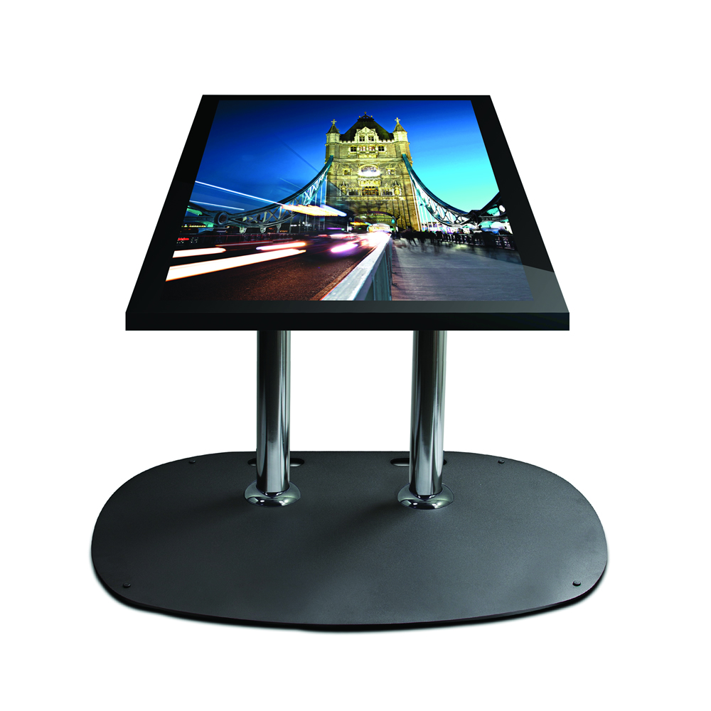 b tech flacher monitor standfu bt8541 f r touchdisplays. Black Bedroom Furniture Sets. Home Design Ideas