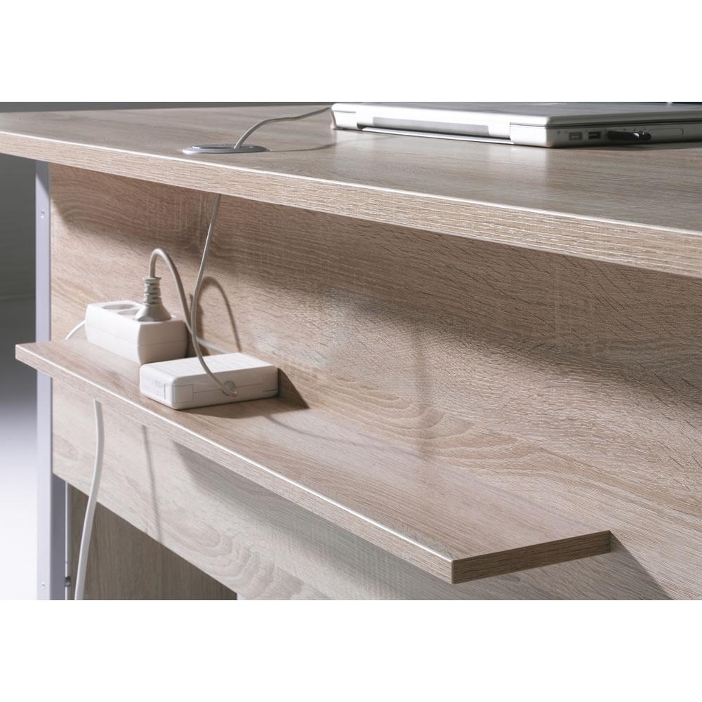 b ro system set 1200 mit rollschubf hrung grau hochglanz. Black Bedroom Furniture Sets. Home Design Ideas