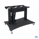 Smart Metals Rollwagen mit Tischfunktion für Displays bis zu 65