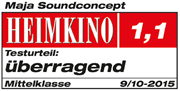 Soundconcept Heimkino