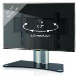 VCM Windoxa Mini Tisch Standfuß für Monitore von 22-37 Zoll
