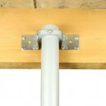Balkenbefestigung für Verlängerungsrohre B-Tech BT7014