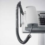 Novus Spiralschnurheber für die Telefontragarme
