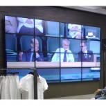 Vertikale 4fach-Halterung für Bildschirme bis 50 Zoll AW4