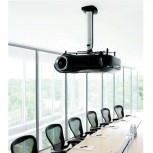 Projektordeckenhalter XCLF750 Alu/Schwarz