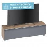 Lowboard SoundConcept Wood Breite 160 cm