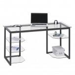 Schreibtisch 9552 mit Glasböden
