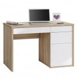 Computer- und Schreibtisch 4059 mit Push-To-Open Funktion Sonoma-Eiche
