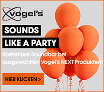 Vogels Next Promotion Aktion
