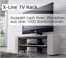 Schnepel X-Line TV Rack